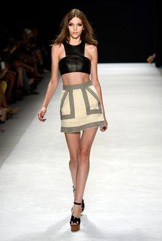 Jill Stuart - Runway - Mercedes-Benz Fashion Week Spring 2014 - Pictures - Zimbio