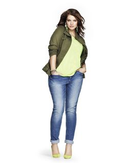 Plus size fashion...great looking top....  see more at:  http://HotWomensClothes.com/torrid