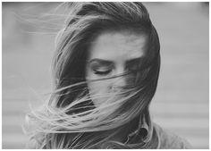 Photography Girl Hair Wind