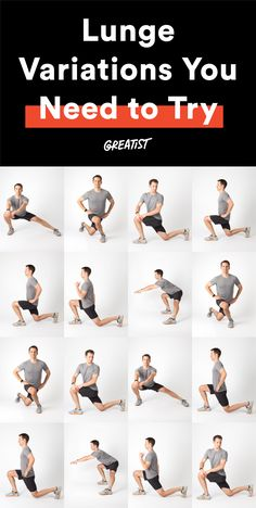 Time to get down on bended knee. #lunge http://greatist.com/move/lunge-how-to-do-a-perfect-forward-lunge