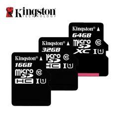 Kingston 8GB 16GB 32GB MicroSD Micro SD Class 4 C4 Karte Card SPEICHERKARTE Neu