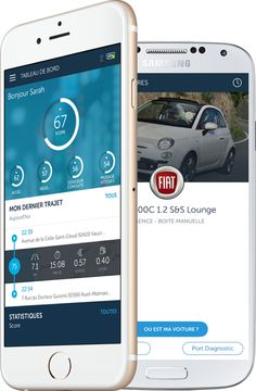 OOCAR pour iOS et Android