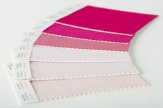 210 new #pantone colours | @meccinteriors | design bites | #newcolour | increasing appeal of #pinks