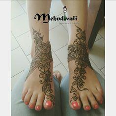 Mehndi feets Henna pies 2016