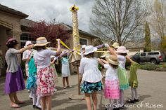 Shower of Roses: The Maypole and our Beautiful Catholic Faith Little Flowers, Garlands, Fun Stuff, Catholic, Give It To Me, Roses, Faith, Hands, Culture