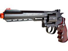 WG full metal m702 magnum co2 airsoft revolver