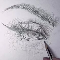 Pin by nicolemitchel on art in 2019 art sketches, draw, art drawings. Pencil Art Drawings, Realistic Drawings, Art Drawings Sketches, Cool Drawings, Drawing Faces, Drawings Of Eyes, Indie Drawings, Drawing People Faces, Creepy Drawings