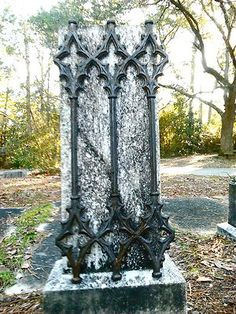 New Orleans cemetery gothic...