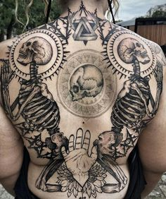 Hand Tattoos for Guys Skull Inspiration . Hand Tattoos for Guys Skull Inspiration . Warrior Angel Tattoo by Stefan Limited Availability at Back Of Hand Tattoos, Full Back Tattoos, Tattoo Sketches, Tattoo Drawings, Black Tattoos, Small Tattoos, Hanya Tattoo, Geometric Tatto, Dark Tattoo