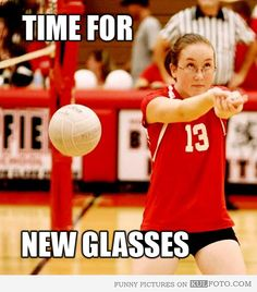 Time for new glasses -