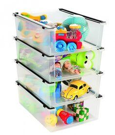 d8fd142ce8 Caixa Organizadora De Plástico Multiuso