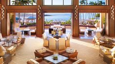 Four Seasons Resort Lanai The Four Seasons Resort Lanai is what a Hawaiian beach resort should be. Bruce Wallin from Luxury Travel -. Four Seasons Hotel, Beach Resorts, Hotels And Resorts, Lanai, Hotel Reviews, Luxury Travel, Modern Interior, Beverly Hills, The Best