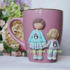 Hrníček na mléko • sestřičky