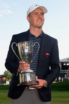 da295393890 Jordan Spieth won the 2017 Travelers Championship