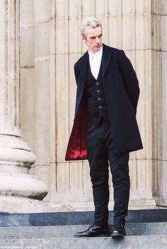 Twelfth Doctor Peter Capaldi