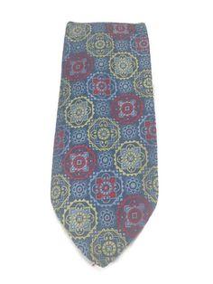 Men's Donegal Dress Tie Multicolor 100 Polyester | eBay