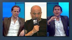 Jorge Sampaoli en Mas que Futbol/Directv Sports - PARTE 3