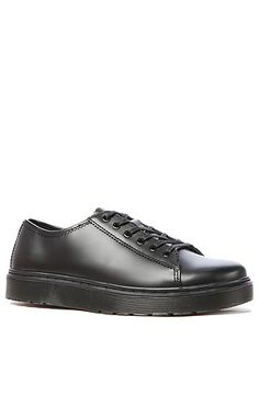 7f0893a1a055 The Farrell Lace To Toe Shoe in Black by Dr. Martens Slávnostné Topánky