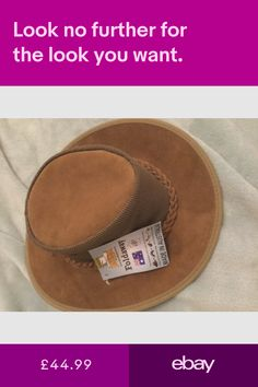 Barmah Hats Clothes, Shoes & Accessories #ebay