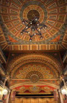 Teatro Juárez: interiores   Flickr - Photo Sharing!