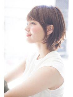 サクラ(SAKURA サクラ ) 【SAKURA表参道】大人可愛い前下がりショート☆ 担当:塩見友良