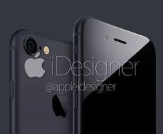 iPhone 7: Space Black Konzept-Design - https://apfeleimer.de/2016/06/iphone-7-space-black-konzept-design - In welchen Farben kommt das neue iPhone 7 auf den Markt? Diese Frage beschäftigt aktuell nicht nur die iOS-Fans, sondern auch eine ganze Reihe kreativer Menschen, die ihre Design-Wunschvorstellungen in passenden Konzept-Arbeiten verarbeiten. Speziell die neue schwarze Farbgebung Space Black ...