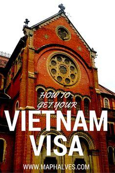 Very Vital Vietnam Visa-Info