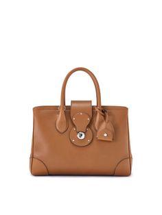 Small Ricky Tote - Ralph Lauren Ralph Lauren Handbags - RalphLauren.com
