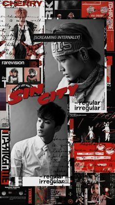 Taeyong x Mark Jisung Nct, Red Aesthetic, Kpop Aesthetic, Tumblr Wallpaper, Cool Wallpaper, Dramas, Mark Nct, Nct Taeyong, Pretty Wallpapers