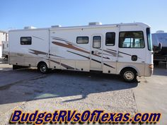 Class A - 2005 - Gas - Allegro Open Road by Tiffin - $34,995.00 Just imagine the many exciting adventures that will be await for you when you are traveling and seeing the country in this exciting low mile gas powered 36ft class a motor home by renowned Tiffin Motor Homes!