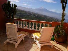 Schönen Villa gelegen in einer der schönsten und gefragtesten Wohngebiete der Nordküste mit wunderbarem Panorama Blick auf Teide.
