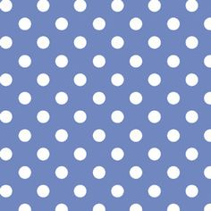 Michael Miller  Dot To Dot in Blue  1 Yard by PKFabulousFabric, $8.50