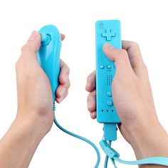 Wii Remote Controller Zoewal Wii Remote with Silicone Case Wrist Strap for Wii u GamesBlue Thirdparty manufacturing -- Read more at the picture web link. (This is an affiliate link). Wii U Games, Used Video Games, Nintendo Wii Controller, Remote, Third, Link, Collection, Pilot