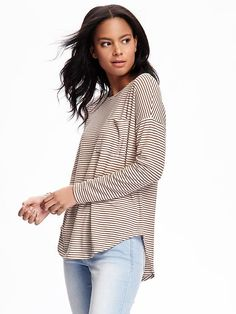 Sweater Knit Pullover - Old Navy