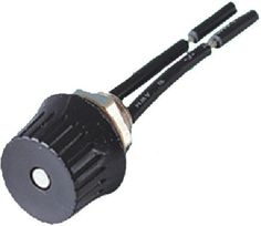 Rotary Switch Black Button