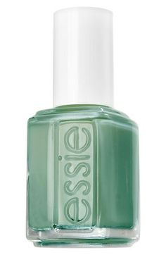 Essie Nail Polish in Turquoise and Caicos: http://beautyeditor.ca/2014/05/05/nail-tips-rita-remark/