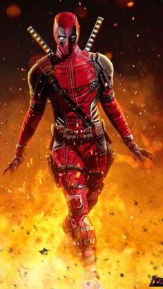 Deadpool 4K iPhone Wallpaper - iPhone Wallpapers