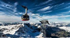 What a view 360 Rotating Gondola @titlis Engelberg Switzerland