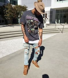 WEBSTA @ stephanethakid - Ripped errday ... @champaris75 #champaris - designer mens clothing, mens suit clothing, big tall mens clothing