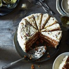 The Carrot Cake We Smuggled to Grandma in the Nursing Home on Food52