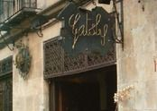 The Gatsby was one of our favorite bars in Salamanca