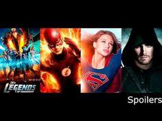 CW planea hacer un 'mega-crossover' entre 'The Flash', 'Arrow', 'Supergirl' y 'Legends of Tomorrow' - Videot --> http://www.comics2film.com/dc/supergirl/cw-planea-hacer-un-mega-crossover-entre-the-flash-arrow-supergirl-y-legends-of-tomorrow/ #Supergirl