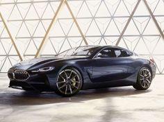 BMW Concept Série 8