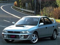 Subaru Impreza WRX STi (1994 – 1996).