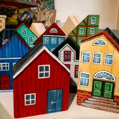 (Small Wood Crafts Tiny House)