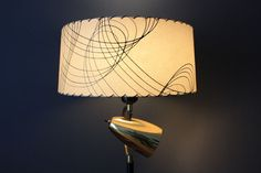 this shade is stinking awesome!! MIDCENTURY MODERN FINDS