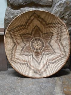 Hey, I found this really awesome Etsy listing at https://www.etsy.com/listing/194046789/vintage-1930s-large-hopi-coiled