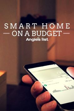 Affordable home automation systems start around $100. All you need is a smartphone and Wi-Fi.