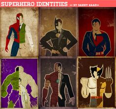 Great wall decor for superhero room - inspiration for the ctr/missionary hero