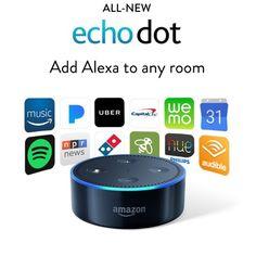 c1c8272c83d Amazon Echo Dot $39.99 Amazon Echo, Amazon Home, Amazon Fire Tv, Amazon  Video